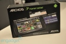Archos 7 Home Tablet ships to Android lovers in June