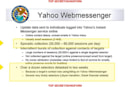 NSA collecting email and messaging contacts worldwide, Yahoo moves to encrypt webmail by default
