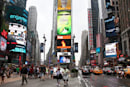 Engadget takes over Times Square, courtesy of TS2 (video)