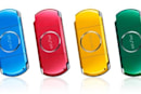 """Sony adds four new PSP """"Carnival Colors"""" to worship"""