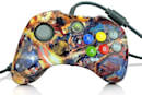 Marvel Versus Fighting Pad features micro-switch thumb pad, art direction courtesy of a 12 year old boy