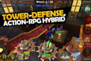 Daily iPhone App: Dungeon Defenders Second Wave