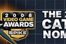 Presenting the 2008 Spike Video Game Award nominees