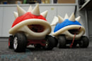 MakerBot's Turtle Shell Racers cruise around our offices (video)