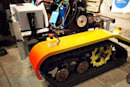 SUFFER '11 farming robot plays a multitude of roles, takes commands via Wiimote (video)