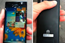 Huawei Ascend P2 flaunts svelte profile in more leaked shots