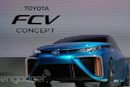 Toyota is taking fuel cells seriously, unveils concept car and reaffirms launch in 2015