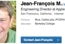Apple hires cable industry veteran Jean-Francois Mulé as engineering director
