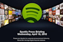 Spotify's got a 'special announcement' coming next week