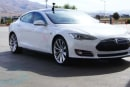 Tesla CEO tweets that crash testing is complete, Model S production ready to roll