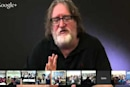 Valve's Newell promotes 'Hour of Code' learning campaign, EA gives games to participants