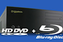 The first combination HD DVD / Blu-ray media PC