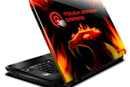 iBuyPower teases Battalion Touch CZ-10 gaming laptop, punishes subtlety