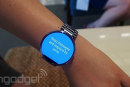 Verizon will sell the Moto 360 with a metal band on November 11th