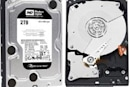 WD's Caviar Black and RE4 2TB drives get benchmarked, one is wicked fast