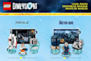 'Lego Dimensions' will include 'Portal', Doctor Who and Homer Simpson