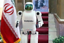 Iran's got a walking humanoid robot, too (update: video!)
