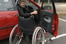 ATRS to make entering / exiting vehicles easier for handicapped individuals