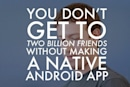 Native Facebook app for Android is in the final phases of internal testing