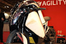 Agility Saietta unveiled, the decidedly unconventional electric sports bike