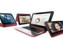 HP's Pavilion x360 convertible has a low price, decidedly Yoga-like design