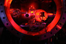 X-ray laser bakes solid plasma from aluminum foil, brings us closer to nuclear fusion