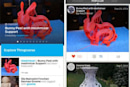MakerBot Thingiverse gets an iOS app for perusing 3D-printing projects on the go