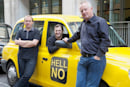 Hailo's HQ trashed by Uber-hating London black cab drivers