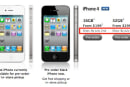 Apple iPhone 4 pre-orders now sold out?