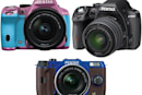 Pentax intros K-50 and K-500 DSLRs, Q7 mirrorless camera
