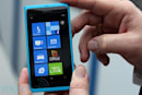 Nokia Lumia 800 hands-on (video)