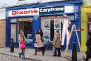 Dixons and Carphone Warehouse merge to form Dixons Carphone