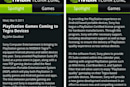 PlayStation Suite coming to Tegra 2 devices