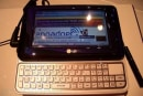 Hands-on with LG's HSDPA-enabled UMPC prototype