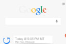Google Search app Easter egg is finger-flicking fun
