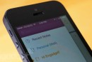 OneNote updates let you start notebooks on iPhone, print on Mac