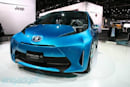 Toyota unveils its Global Vision, pledges 10 new electrified cars by 2015