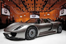 Porsche 918 Spyder plug-in hybrid headed for production