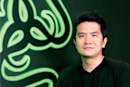 Live from the Engadget CES stage: Razer CEO Min-Liang Tan