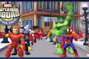 Super Hero Squad Online brings out achievements