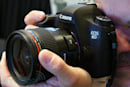 Canon EOS 6D full-frame DSLR hands-on (video)