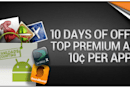 Android Market's ten-cent promo moves into day 4 with Need for Speed Shift, Shazam Encore and eight more