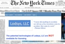 New York Times, OpinionLab sue Lodsys seeking declaratory judgement