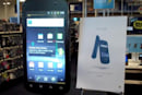 42-inch Nexus S stomps into Best Buy, terrifies shoppers and demos interactive Gingerbread UI (video)