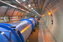 CERN release preliminary results: particle looking 'more and more like a Higgs boson'