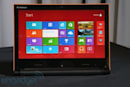 Lenovo's mid-range 'Flex' line includes two Yoga-like laptops, a portable all-in-one (hands-on)