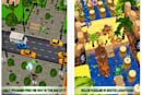 Daily iPhone App: Frogger Decades
