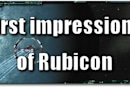 EVE Evolved: First impressions of Rubicon