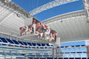 Cowboys' new stadium to get over 20,000 square feet of video screen