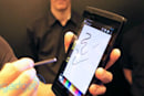 NVIDIA CEO demos new stylus touchscreen tech, uses Tegra 4 image processing to reduce battery drain
